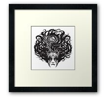 I Awoke to Dream of a Dragon II Framed Print
