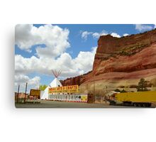 Route 66 Trading Post Canvas Print