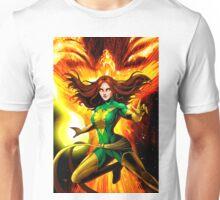 The Phoenix Jean Grey  Unisex T-Shirt