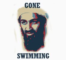 Gone Swimming! by JihadAbouGeorgi