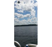 Boat View iPhone Case/Skin