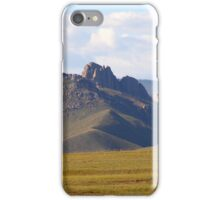 Dramatic Mongolia iPhone Case/Skin
