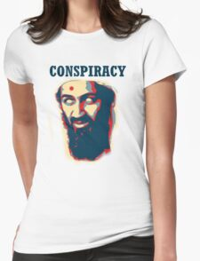Conspiracy! Womens Fitted T-Shirt