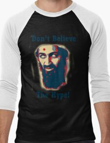 Osama bin Laden Men's Baseball ¾ T-Shirt