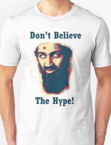 Osama bin Laden Unisex T-Shirt