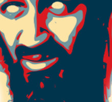 Osama bin Laden Sticker