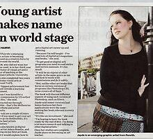 Adara Extoles RB in Press 6.5.2011 by Adara Rosalie