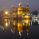 Golden Temple Amritsar by bm220