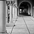 The halls of history by camfischer