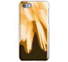 Explosion-Orange iPhone Case/Skin