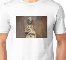 Mary And Jesus Unisex T-Shirt