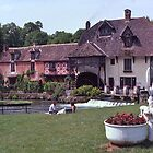 Water mill, near Giverney, France. by johnrf