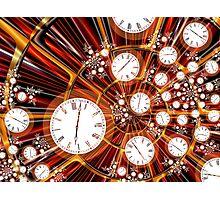 Time Flies When You're Having Fun Photographic Print