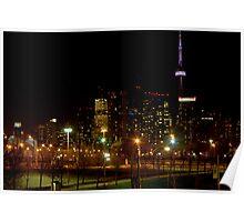 Toronto.............Downtown...... Poster