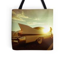 Lucinda and Dolores Tote Bag