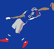 Odell Beckham Jr Catch by MorphingAlpha