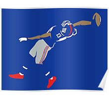 Odell Beckham Jr Catch Poster