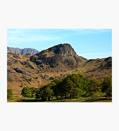 Side Pike from Blea Tarn - Lake District Photographic Print