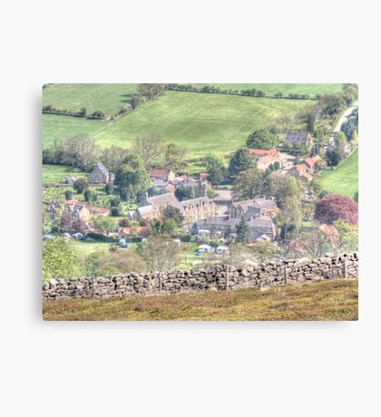 Rosedale Abbey Canvas Print