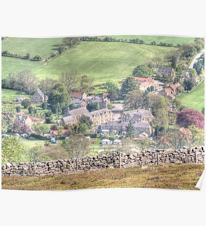 Rosedale Abbey Poster
