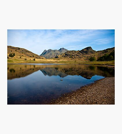 Blea Tarn - Lake District (May) Photographic Print