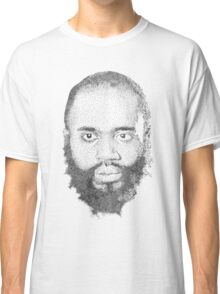 MC Ride Pointillism Classic T-Shirt