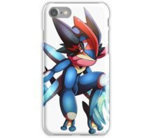 Ash-Greninja iPhone Case/Skin