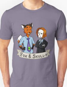 Fox and Skull-y T-Shirt