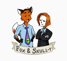 Fox and Skull-y T-Shirt