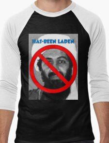 Has-been Laden Men's Baseball ¾ T-Shirt