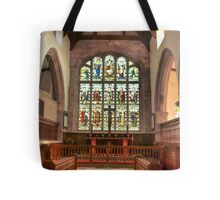 The Altar Window Tote Bag