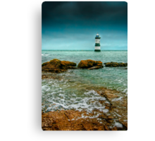 Penmon Point Lighthouse Canvas Print