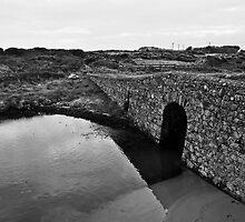 Bridge By The Sea by Paul  Sloper