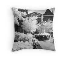 Courthouse McMinnville Tennessee Throw Pillow