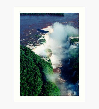 More of Iguazu Art Print