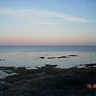 Seaview Sunset by Steven Mace