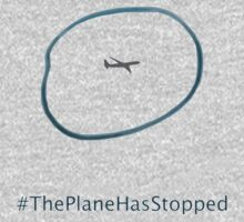 #ThePlaneHasStopped - Doctor Who Kids Tee