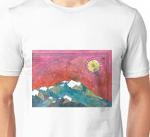 The Edge of the Sky Unisex T-Shirt