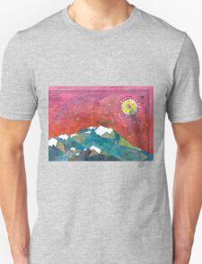 The Edge of the Sky Unisex T-Shirt