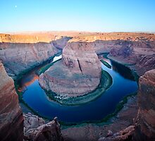 Sunrise at Horseshoe Bend by Kalpesh Patel