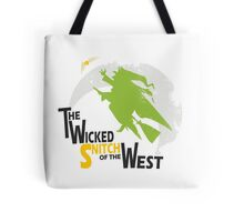 The Wicked Snitch of the West - Light Tote Bag