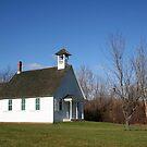 Simple church by snehit