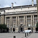 County Hall, London by James J. Ravenel, III