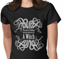 Sea Witch Womens Fitted T-Shirt