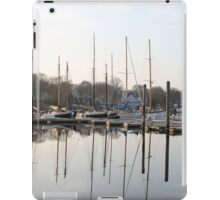 Harbor Row iPad Case/Skin