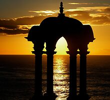 Sunrise Waverley Cemetery by GraemeR