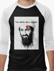 Bin Laden is DEAD!  :) Men's Baseball ¾ T-Shirt