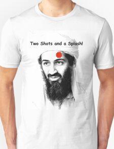 Bin Laden is DEAD!  :) Unisex T-Shirt