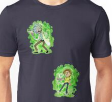 The Rickest Rick and the Mortiest Morty Unisex T-Shirt