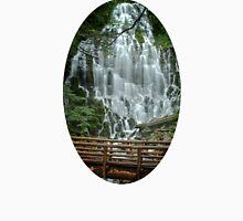 Ramona Falls in Oregon Unisex T-Shirt